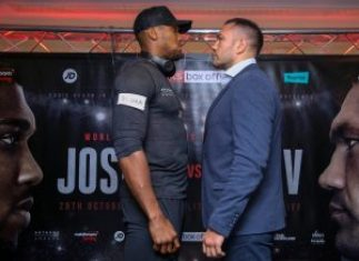 , Kubrat Pulev co-promoter threatens legal action against Anthony Joshua, Relay Vibes