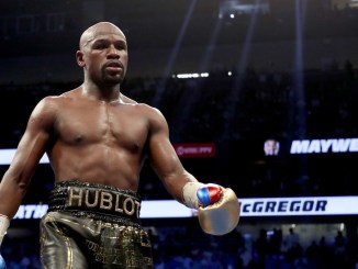 , Floyd Mayweather Out Of Retirement, Return To Ring In Tokyo, Relay Vibes