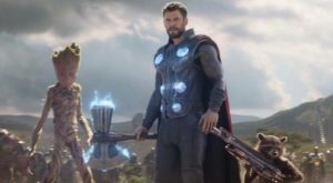 , Who Is The Most Powerful MCU Hero In Each Avengers Movie?, Relay Vibes