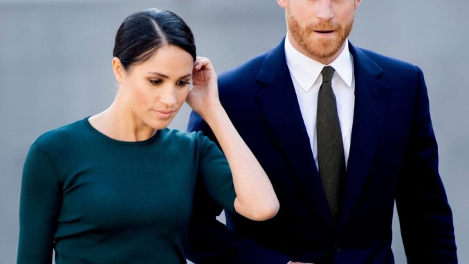Meghan Markle reveals she suffered devastating miscarriage