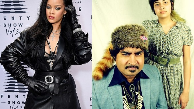 Rihanna sued by German father-daughter duo, King Khan and Saba Lou