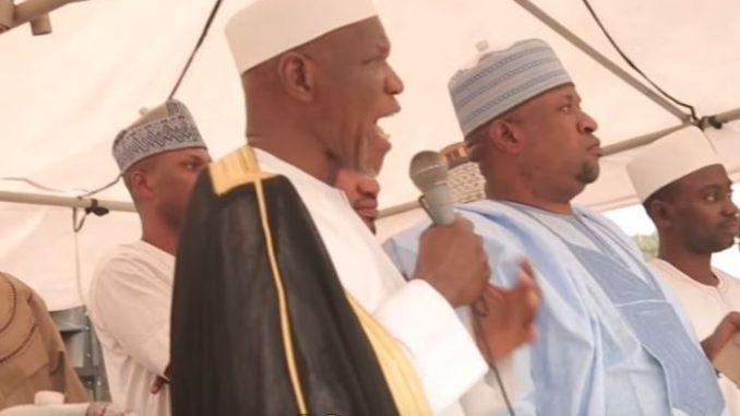 Sheikh Muyideen Blasts South West Governors and Obas