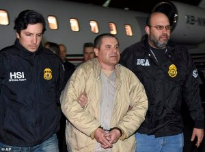 Wife of El Chapo, Wife of El Chapo Arrested For Drug Smuggling, Relay Vibes