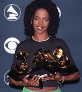 Lauryn Hill First Female Rapper in History to Sell 10 Million