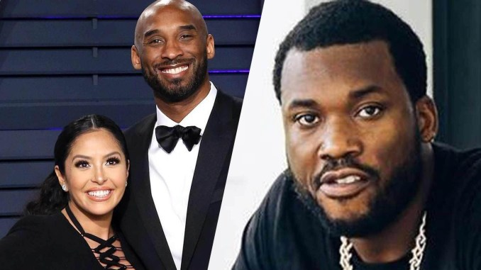 Meek Mill Apologize to Vanessa Bryant