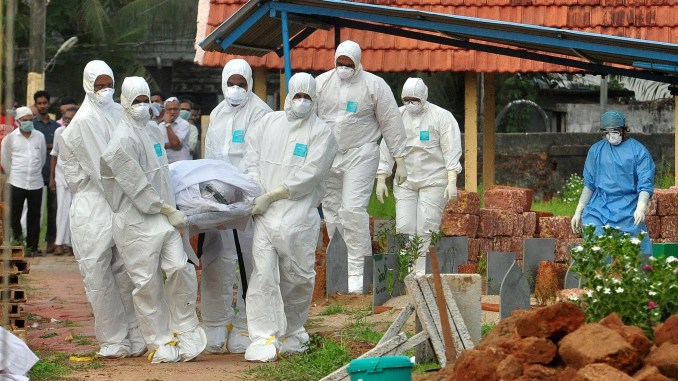 Nipah virus in China with 75% fatality rate could be next pandemic
