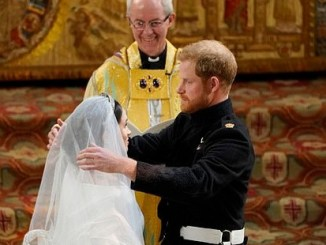 Archbishop of Canterbury Refutes Harry and Meghan's secret wedding claims