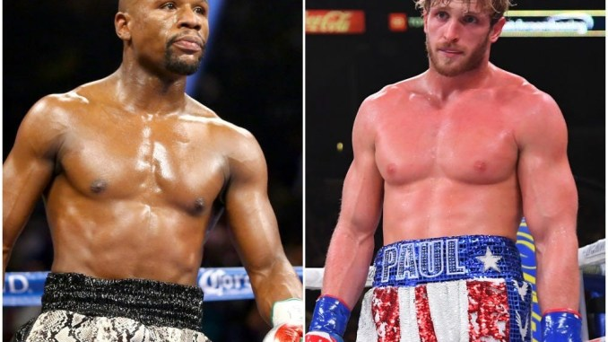 Floyd Mayweather to fight YouTuber Logan Paul on June 6 in Miami