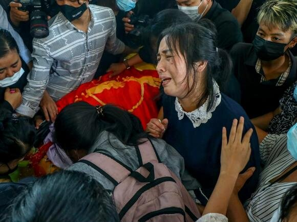 Myanmar Military Reportedly Extorting Families $85, Myanmar Military Reportedly Extorting Families $85 to Get Bodies of Relatives Killed During Protests Retrieved, Relay Vibes