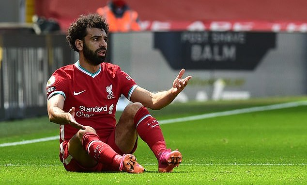 PSG to turn to Mohammed Salah if Mbappe leaves