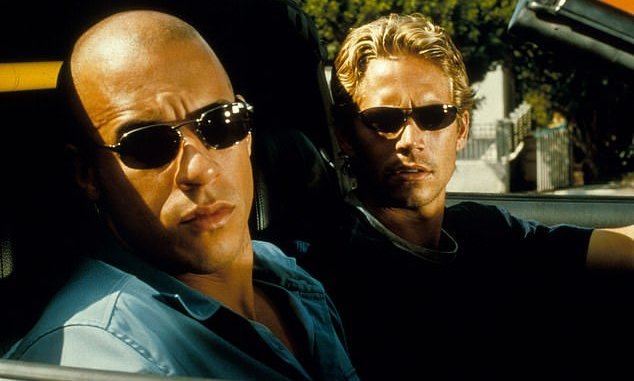 Vin Diesel revealed he almost DROPPED OUT of the first Fast & Furious