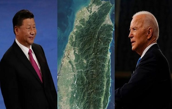 Taiwan must be protected 'as a democratic country'
