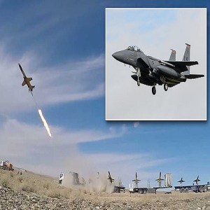 US Air Force F-15 shoots down Iranian drone over Syria, US Air Force F-15 shoots down Iranian drone over Syria, Relay Vibes