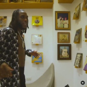 Burna Boy shows off his magnificent mansion, Burna Boy shows off his magnificent mansion, Relay Vibes
