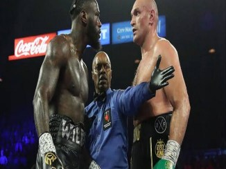 Deontay Wilder blasts Tyson Fury for moving their fight date