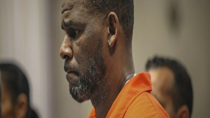 R.Kelly found guilty of all nine counts of racketeering and sex trafficking