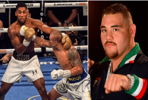 Andy Ruiz claims Anthony Joshua was 'scared' during fight against Oleksandr Usyk, Andy Ruiz claims Anthony Joshua was 'scared' during fight against Oleksandr Usyk, Relay Vibes