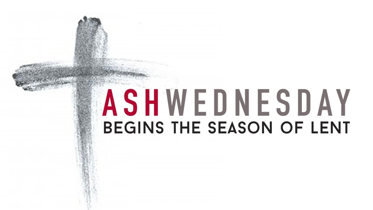 """Featured image for """"Ash Wednesday"""""""