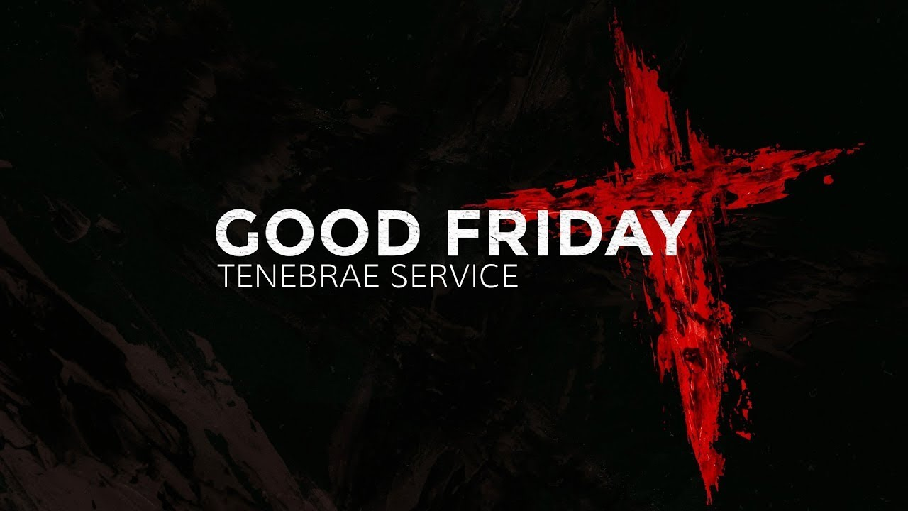 """Featured image for """"Good Friday Tenebrae Service"""""""
