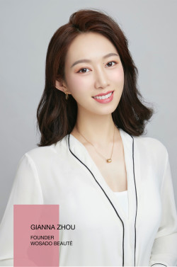 Eye Makeup Brand WOSADO BEAUTÉ Created by Gianna Zhou, a Former Silicon Valley Engineer, Officially Launched Online for the Asia-Pacific Market