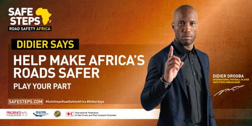 "Prudence Foundation Expands ""SAFE STEPS Road Safety"" Programme into Africa - Brand Spur"