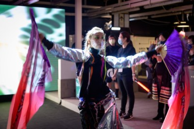 Immersive Fashion Experience, Heart of Cyberpunk Officially Launches