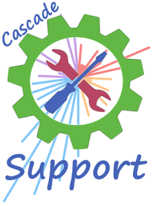 Cascade strengths support help guide question
