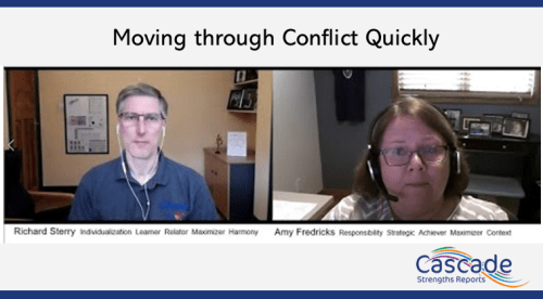 Managing Conflict with strengths