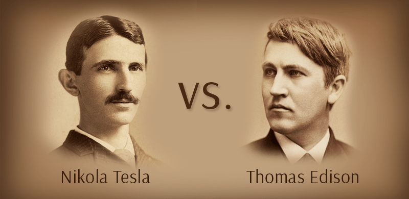 Tesla vs. Edison – We bring our i-index to this Match-up