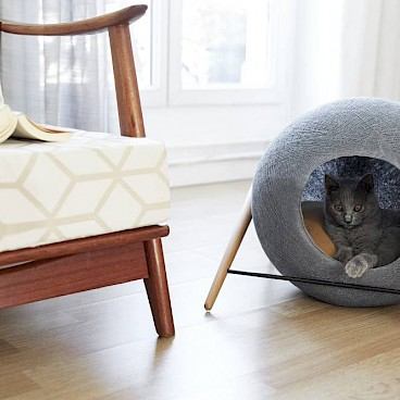 Stilfuld Cat House.