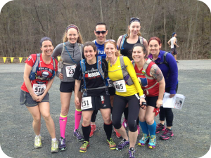 7 Sisters Trail Race 2014