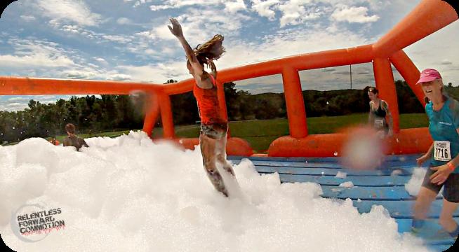 5K Foam Fest Bounce