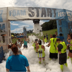 2014 New England 5K Foam Fest Review