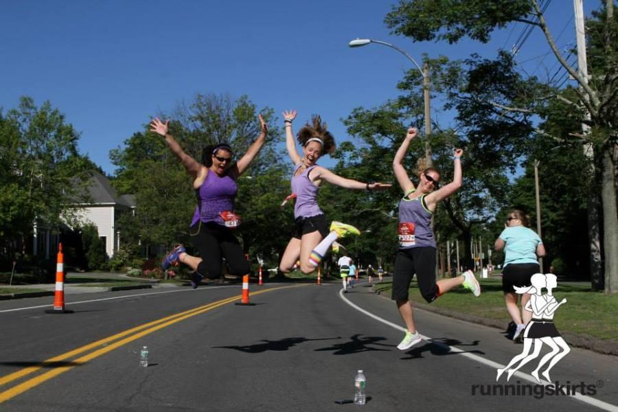 Heartbreak Hill Half Running Skirts