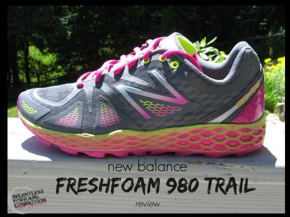 New Balance Fresh Foam 980 Trail