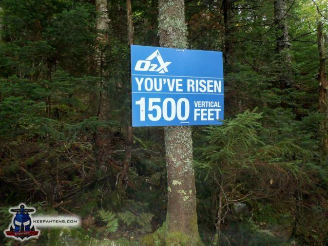 Elevation signs O2X