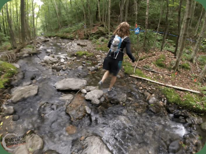 O2X water crossing