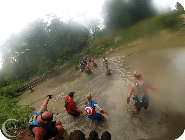 Tri State Spartan Water Crossing