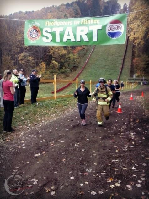 Bratleboro Firefighters for Fitness 5K finishers 1