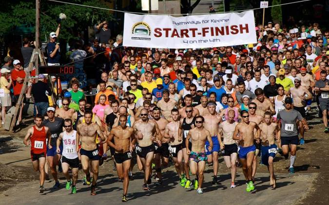 Support Local Running Community