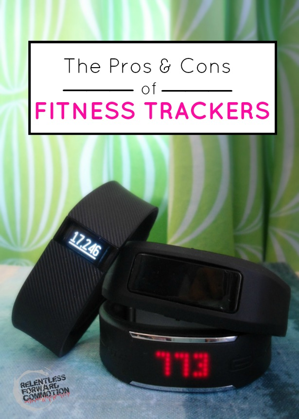 Pros and COns of Fitness Trackers