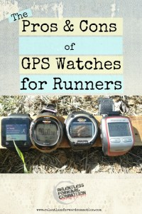 The Pros and Cons of GPS Watches for Runners
