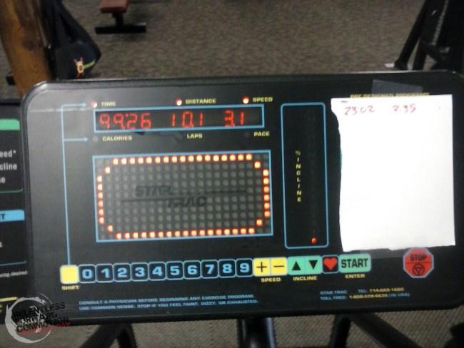 treadmill marathon 1