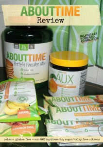 About Time – Nutritional Supplement Review