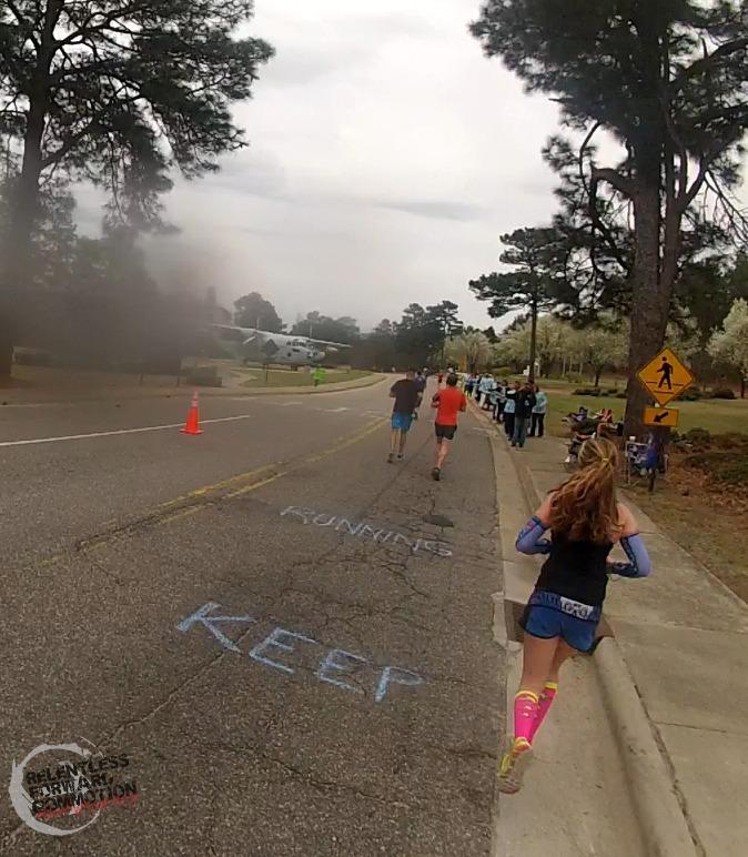 All American Marathon Keep Running
