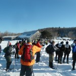 The Endurance Society Frigus Snowshoe Race Recap