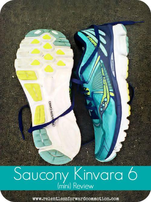 saucony kinvara 6 mini review