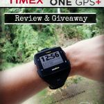 Timex Ironman One GPS+ Review & Giveaway