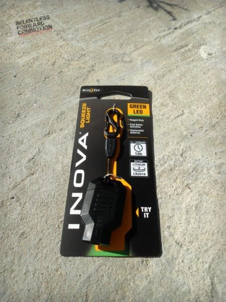 Inova Squeeze Light