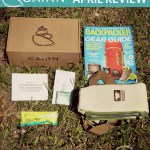 Cairn Box – April Review & Giveaway